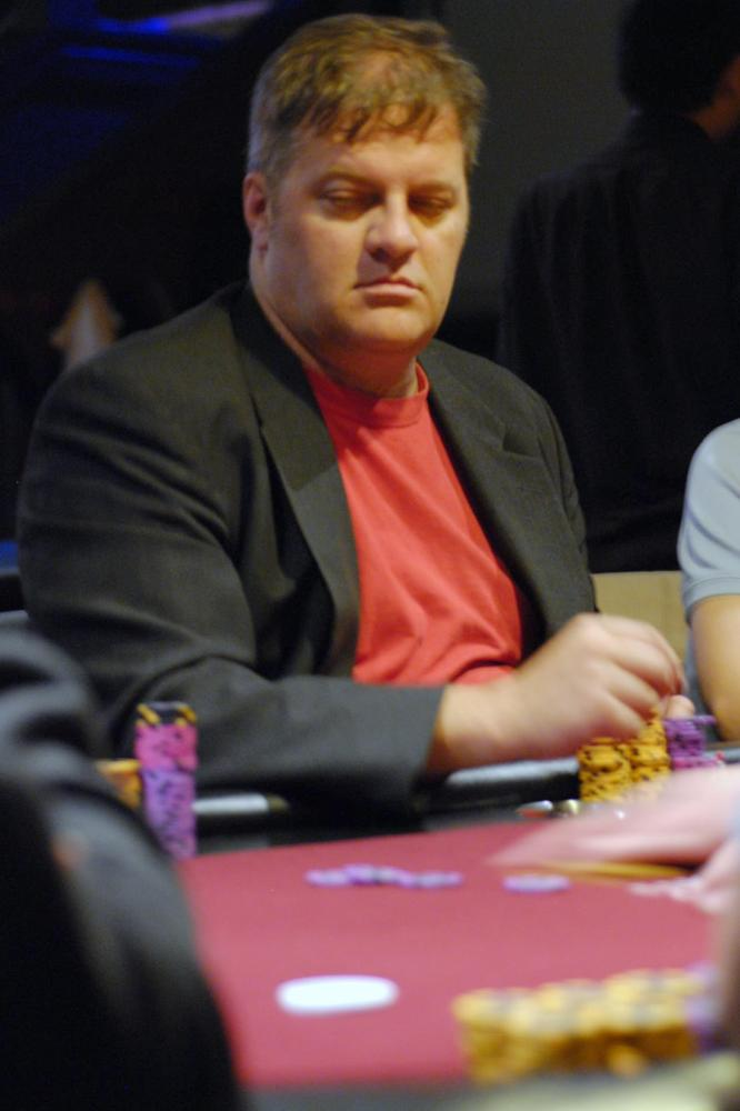 The Poker Mutant at the Final Table