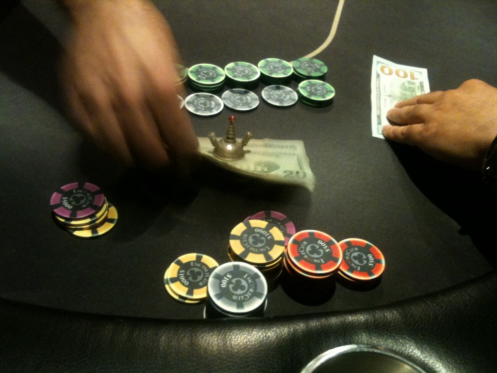 T31,000 on first break from T12,000 starting stack, plus the T8,000 add-on