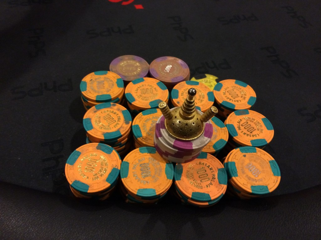 Planet Hollywood max stack