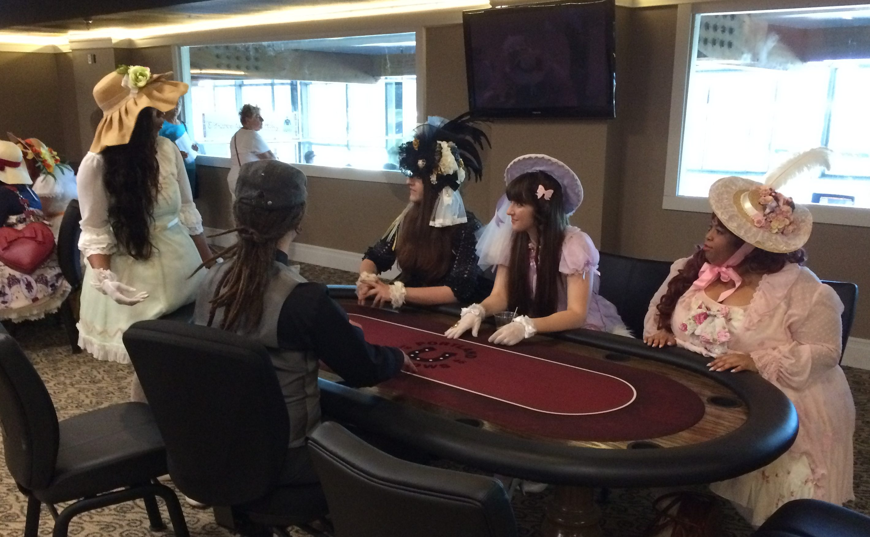 Aces poker room portland aria resort and casino las vegas wedding