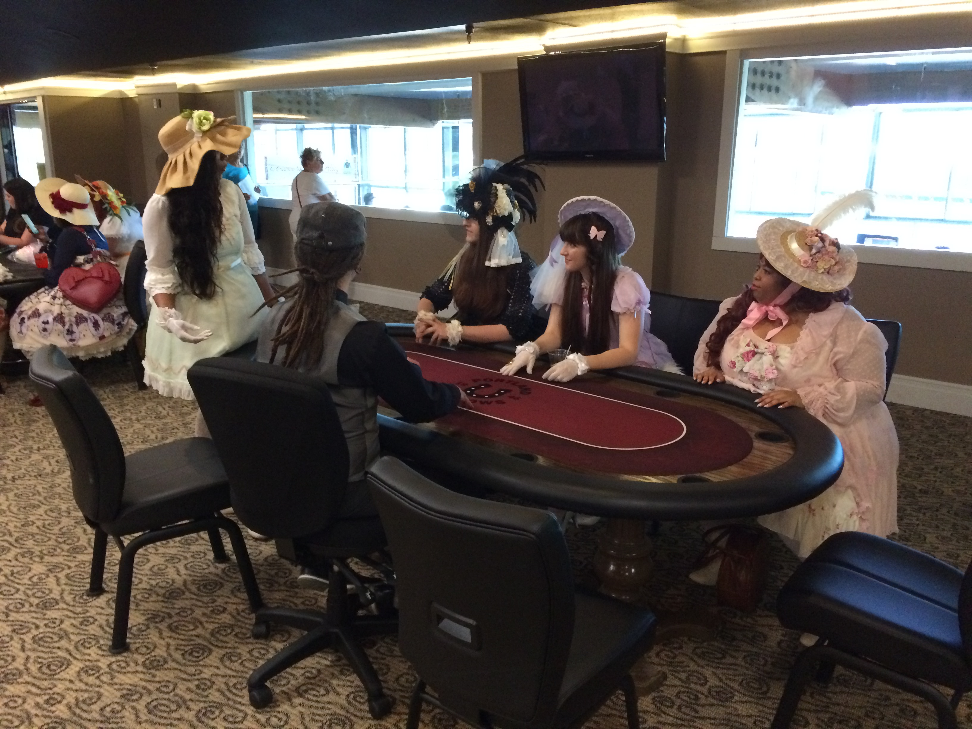 Meadows poker room portland white horse casino hotel