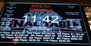 20160729 Final Table $8K