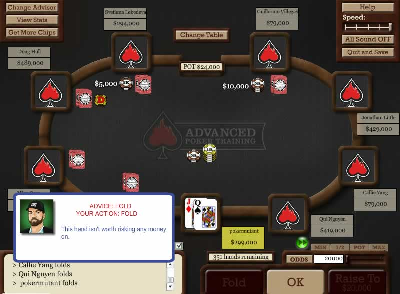 online casino winner american poker ii