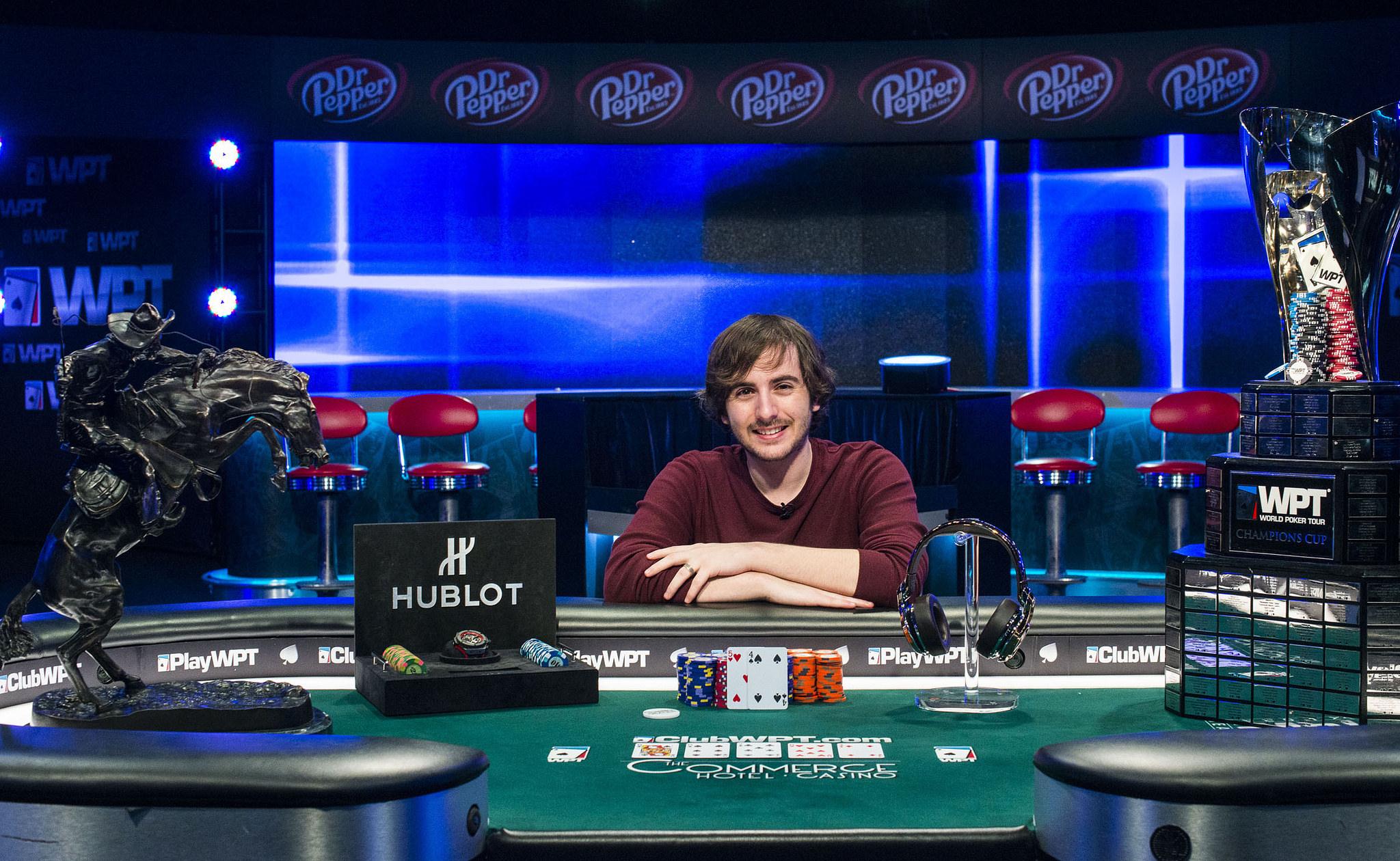 World poker tour on tv tonight casino slots news